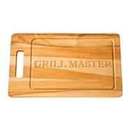 "Maple Leaf 20"" Artisan Handle Grill Board - 2012HB"