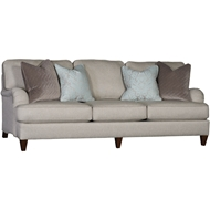 Cardigan Flannel Upholstered Sofa 2120F10