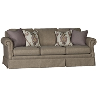 Downton Sienna Upholstered Sofa 2600F10