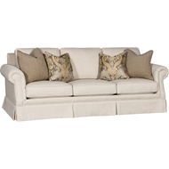 Howell Flax Upholstered Sofa 2600F10