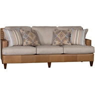 Downton Maple Upholstered Sofa With Nailheads 3030LF10