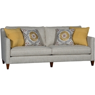 Tuscan Pearl Upholstered Sofa 6170F10