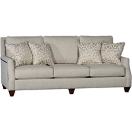 Clarion Cream Upholstered Sofa 6200F10