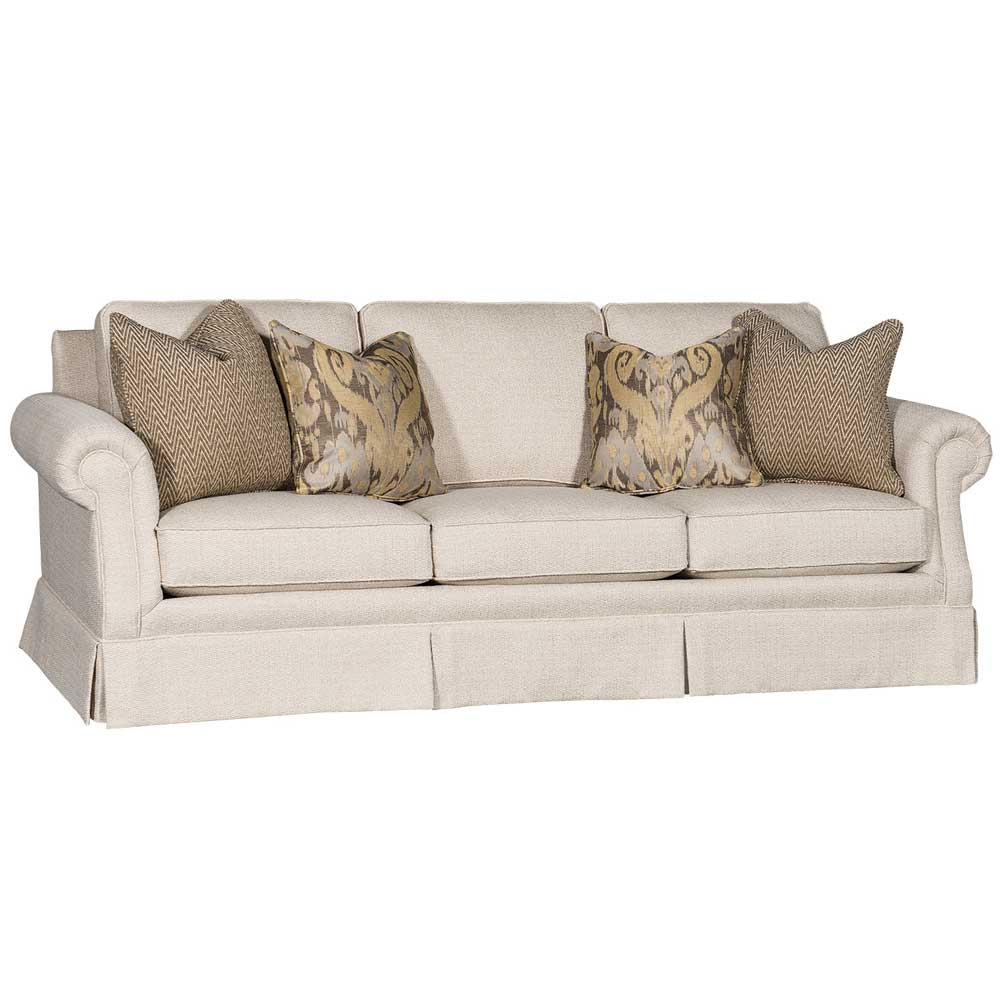 Mayo Furniture Verlee Greige Upholstered Sofa