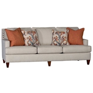 Quinton Tango Upholstered Sofa with Nailhead finish