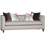 Striato Nocturnal Upholstered Sofa