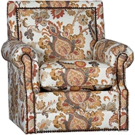 Ambra Clay Upholstered Chair 4110F42