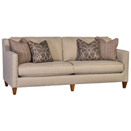 River Run Toast Upholstered Sofa
