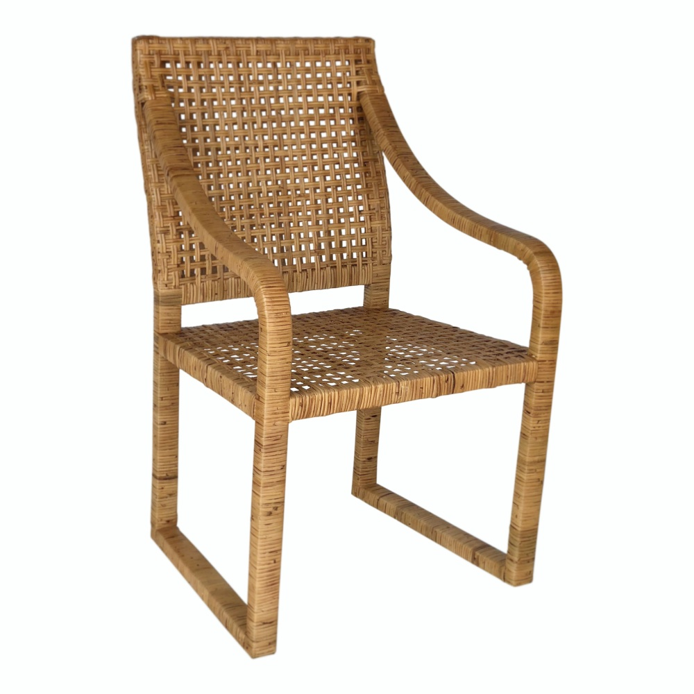 Phillips Scott Home Barcelona Chair Barc-C Natural