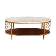 Phillips Scott Home Madeline Cocktail Table Made-CT