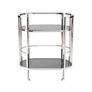 Phillips Scott Home Marcelle Bar (Chrome)