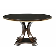 "Phillips Scott Home Milan Table 51"" Mila-T5"