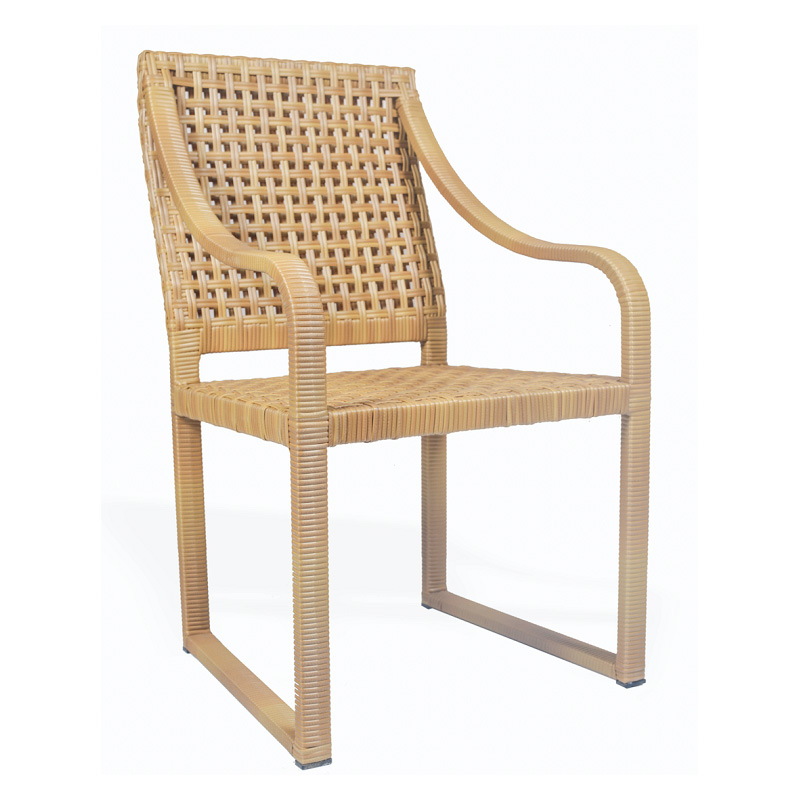 Phillips Scott Home Barcelona Chair Barc-C All Weather Wicker