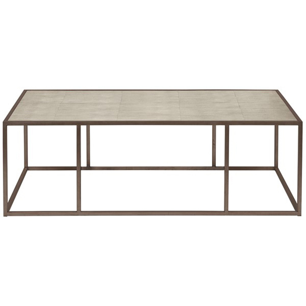 Vanguard Vista Rectangular Cocktail Table 338CR-AZ