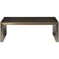 Vanguard Crouse Rectangular Cocktail Table
