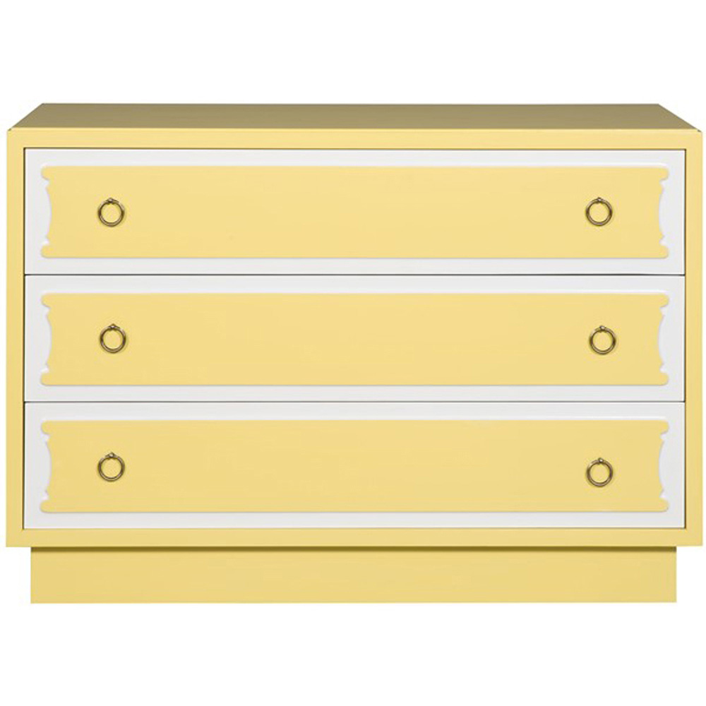 Vanguard Prosser Drawer Chest | Bold and Bright: A Guide to Colorful Home Decor