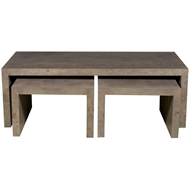 Vanguard Tranquility Nesting Cocktail Table P214C-DU