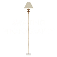 Aidan Gray Lighting Alana Floor Lamp - Pair L877 - Gold Leaf