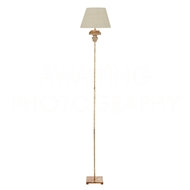 Aidan Gray Lighting Addison Floor Lamp - Pair L879 - Gold Leaf
