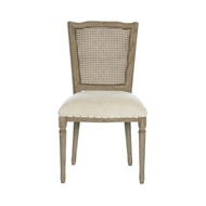 Aidan Gray Home Original Ethan Chair - Burnt Oak