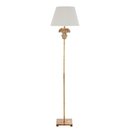 Aidan Gray Home Addison Buffet Lamp - distress gold L879 BFT