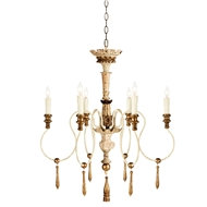 Aidan Gray Home Bonnelles Chandelier
