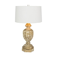 Aidan Gray Home Helette Distressed Table Lamp - Distressed