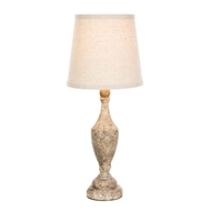 Aidan Gray Home Olivia Brown Table Lamp - Brown