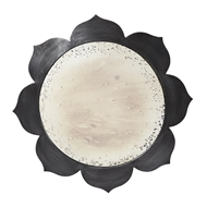 Aidan Gray Wall Decor Blossom Mirror - Rustic Iron - Iron DM113