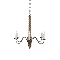 Aidan Gray Lighting Solomon Small Chandelier