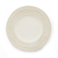 Arte Italica Home Finezza Cream Salad/Dessert Plate - Set of 4