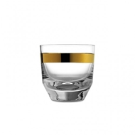 Arte Italica Home Semplice DOF Glass - Set of 4