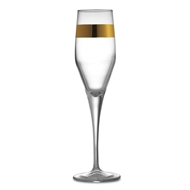 Arte Italica Home Semplice Flute Glass - Set of 4