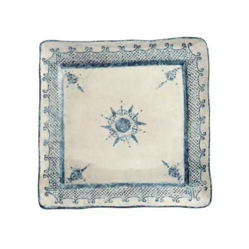 Arte Italica Home Burano Square Platter - Set of 2