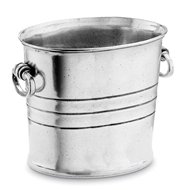 Arte Italica Home Taverna Oval Ice Bucket P2323