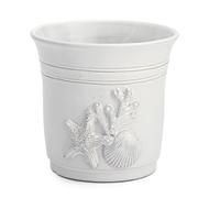 Arte Italica Marina White Utensil Holder