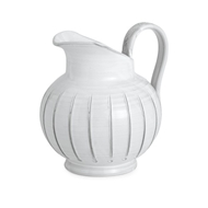 Arte Italica Home Bella Bianca Pitcher