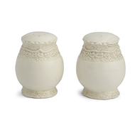 Arte Italica Finezza Cream Salt & Pepper