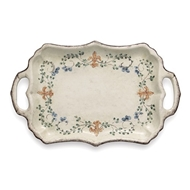 Arte Italica Medici Rectangular Tray with Handles