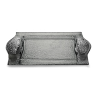 Arte Italica Home Notturno Rectangular Tray
