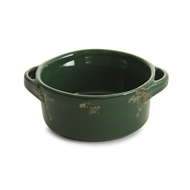 Arte Italica Home Scavo Green Small Baker