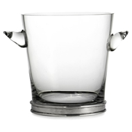 Arte Italica Home Taverna Glass Ice Bucket