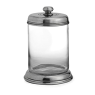 Arte Italica Tavola Medium Glass Canister