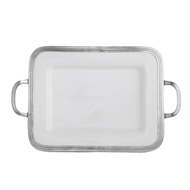Arte Italica Home Tuscan Small Rectangular Tray