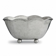 Arte Italica Home Vintage Scalloped Bowl