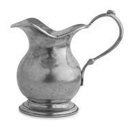 Arte Italica Vintage Small Fluted Pitcher