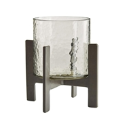 Arteriors Home Bowen Mini Hurricane 4538 Glass