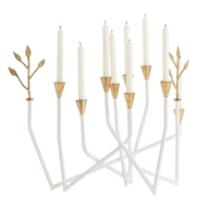Arteriors Home Daphne Candle Holder DS2017 Iron