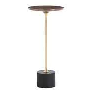 Arteriors Home Fitz Accent Table 2654 Brass
