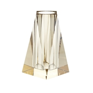 Arteriors Home Jake Vase 9121 Crystal